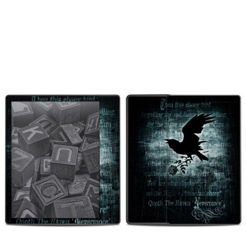 Nevermore Amazon Kindle Oasis (2017) Skin
