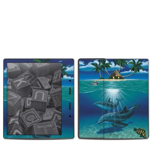 Ocean Serenity Amazon Kindle Oasis 2 Skin