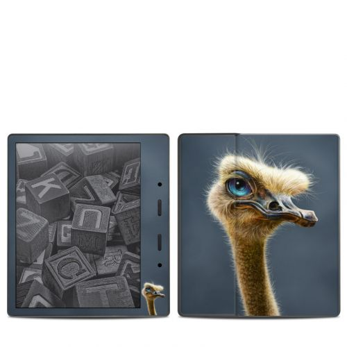 Ostrich Totem Amazon Kindle Oasis 2 Skin
