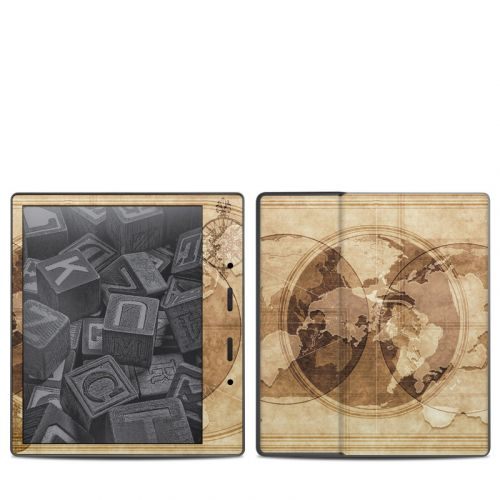 Quest Amazon Kindle Oasis 2 Skin