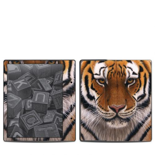 Siberian Tiger Amazon Kindle Oasis 2 Skin