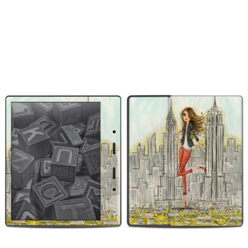 The Sights New York Amazon Kindle Oasis 2 Skin