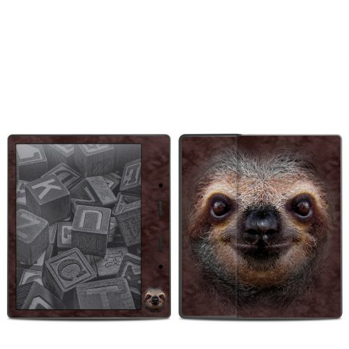 Sloth Amazon Kindle Oasis 2 Skin