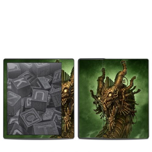 Steampunk Dragon Amazon Kindle Oasis 2 Skin
