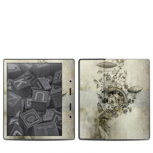 Steamtime Amazon Kindle Oasis 2 Skin