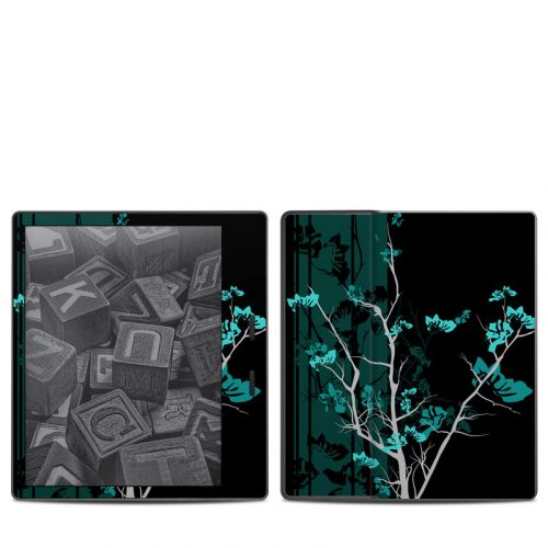 Aqua Tranquility Amazon Kindle Oasis (2017) Skin