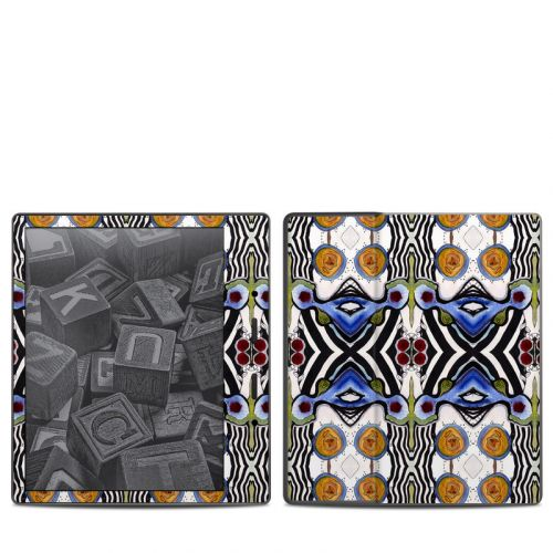 Tribal Sun Amazon Kindle Oasis 2 Skin