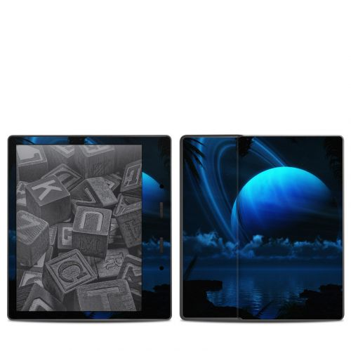 Tropical Moon Amazon Kindle Oasis 2 Skin
