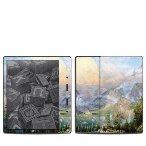 Yosemite Valley Amazon Kindle Oasis 2 Skin