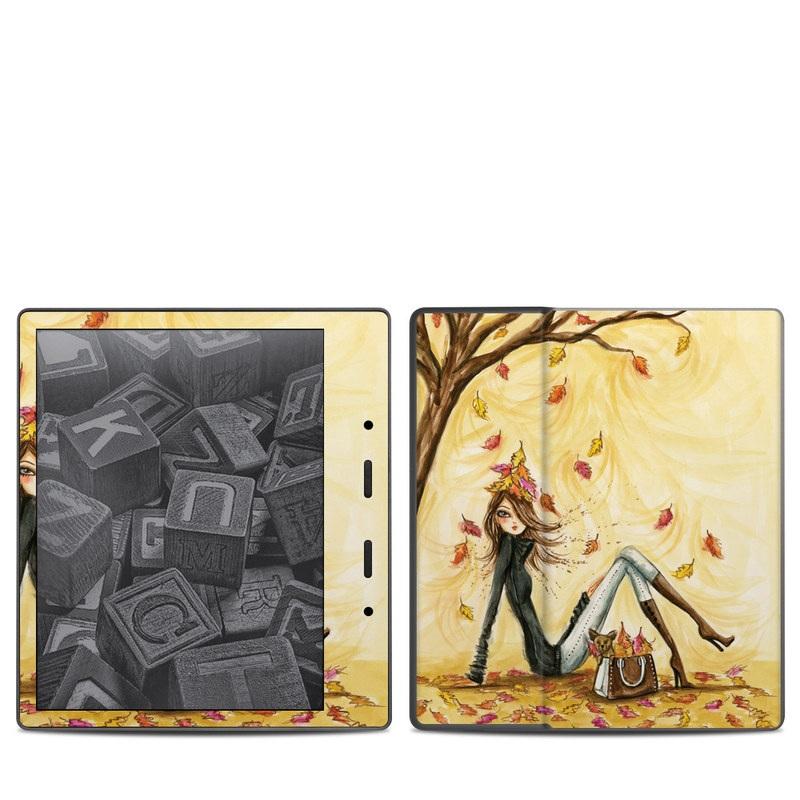Autumn Leaves Amazon Kindle Oasis 2 Skin