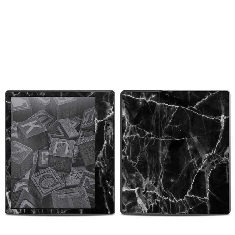 Black Marble Amazon Kindle Oasis 2 Skin