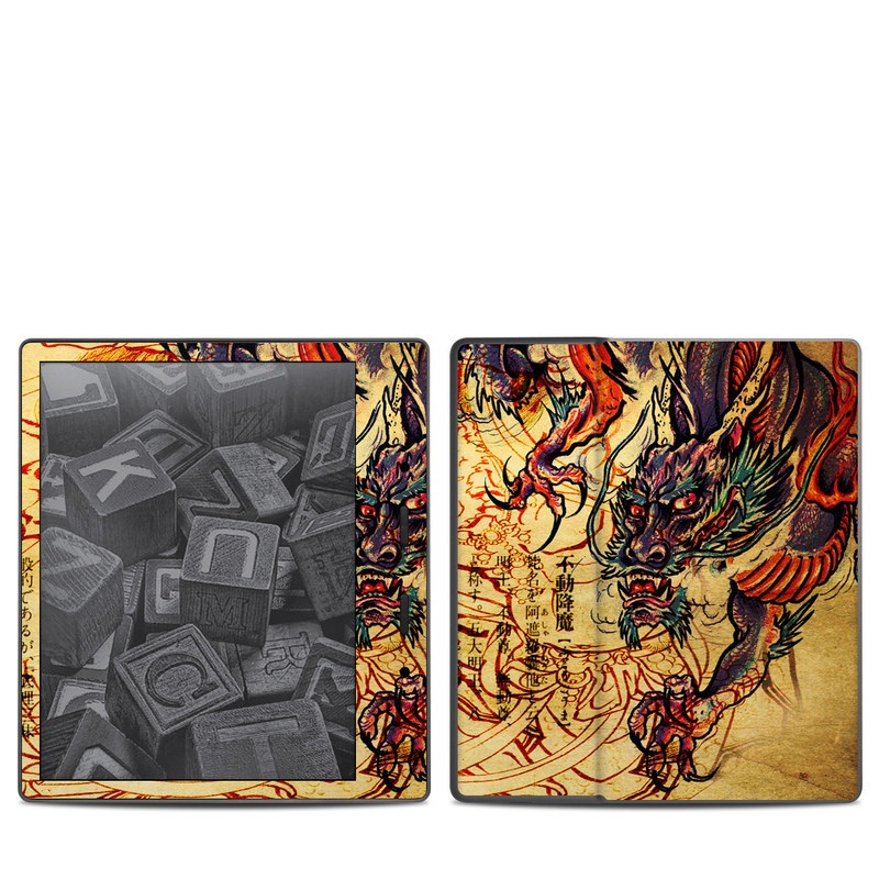 Dragon Legend Amazon Kindle Oasis 2 Skin