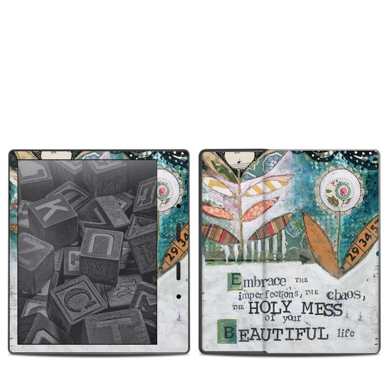 Holy Mess Amazon Kindle Oasis 2 Skin
