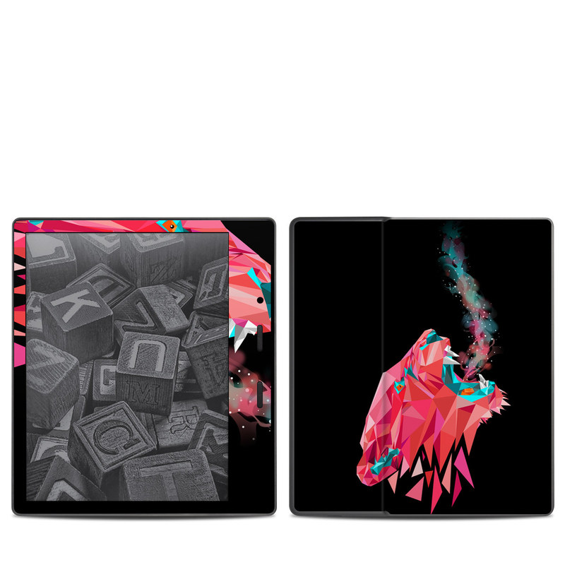 Lions Hate Kale Amazon Kindle Oasis 2 Skin