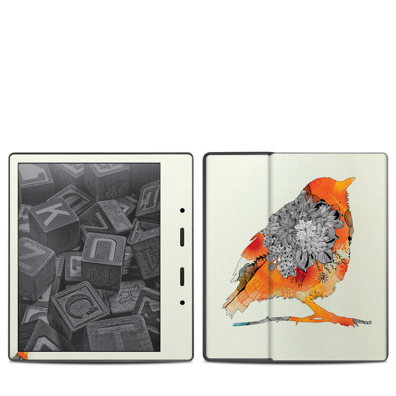 Orange Bird Amazon Kindle Oasis (2017) Skin