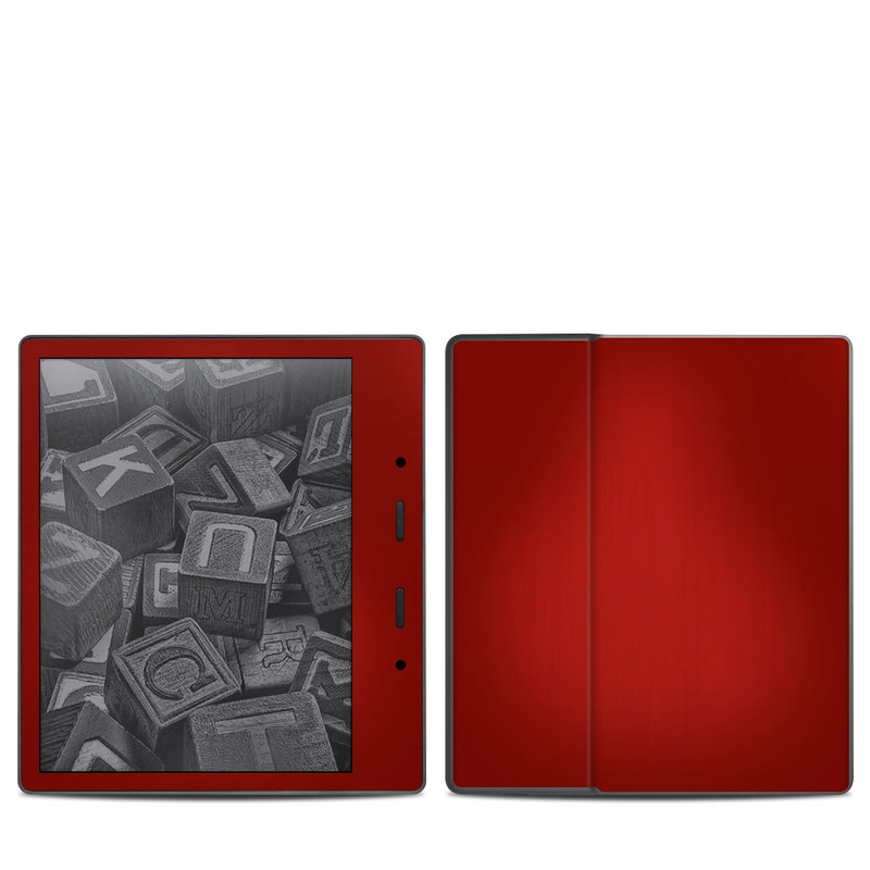 Red Burst Amazon Kindle Oasis 2 Skin