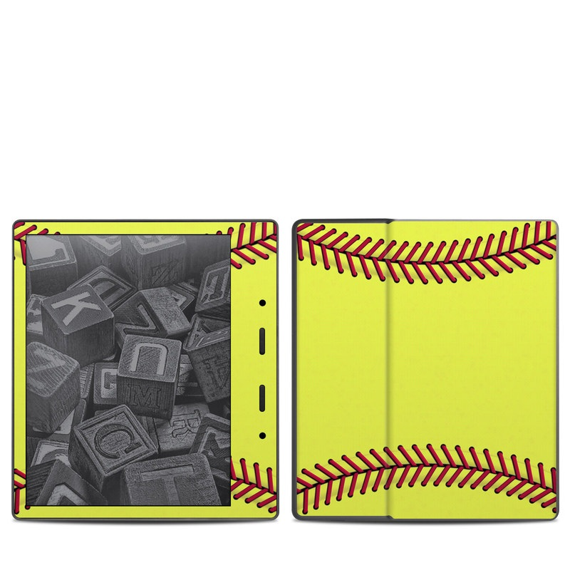 Softball Amazon Kindle Oasis 2 Skin