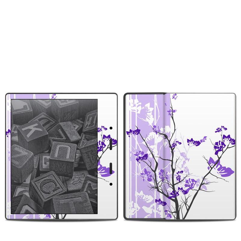 Violet Tranquility Amazon Kindle Oasis 2 Skin