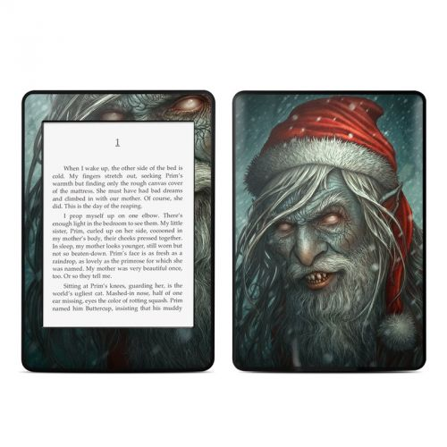 Bad Santa Amazon Kindle Paperwhite Skin
