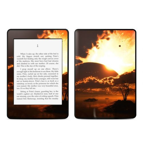Beginning Of The End Amazon Kindle Paperwhite 3rd Gen Skin