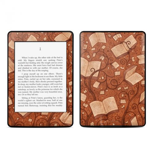 Books Amazon Kindle Paperwhite Skin