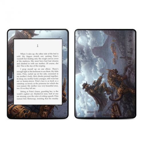 Bounty Hunter Amazon Kindle Paperwhite Skin