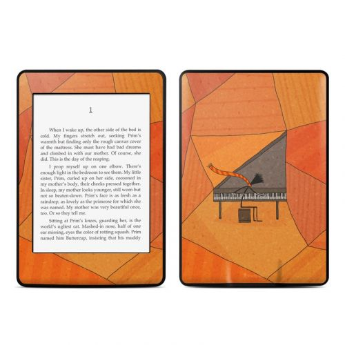 Colin Huggins Amazon Kindle Paperwhite 3rd Gen Skin