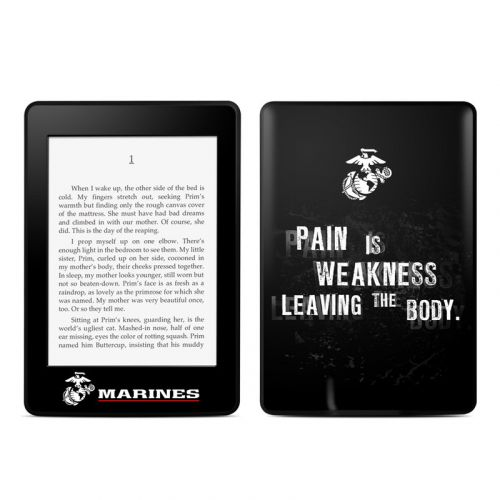 Pain Amazon Kindle Paperwhite Skin