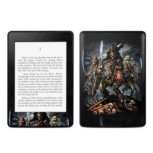 Pirates Curse Amazon Kindle Paperwhite Skin