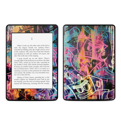 Robot Roundup Amazon Kindle Paperwhite 3rd Gen Skin