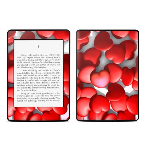 Sweet Heart Amazon Kindle Paperwhite Skin