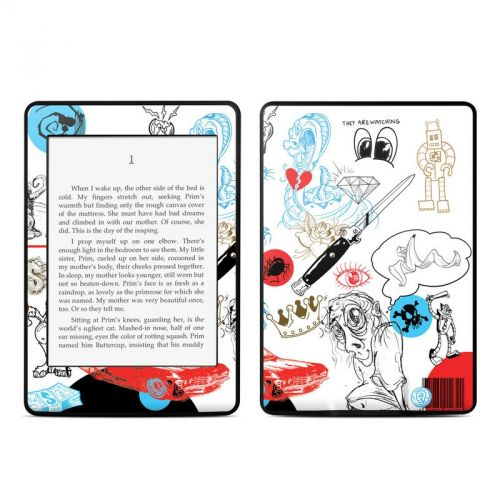 Tattoo Ink Amazon Kindle Paperwhite Skin