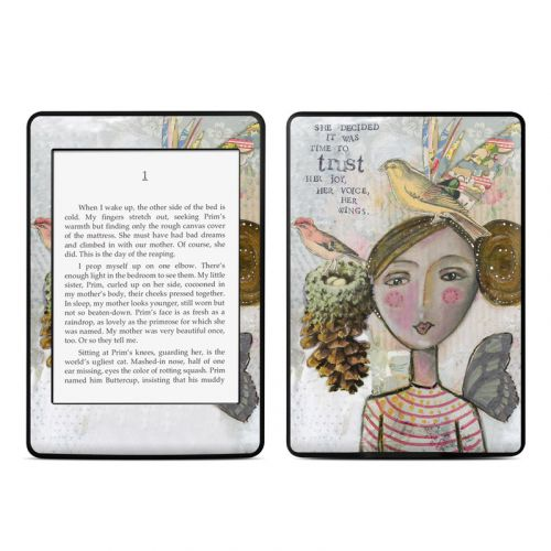 Time To Trust Amazon Kindle Paperwhite 3rd Gen Skin