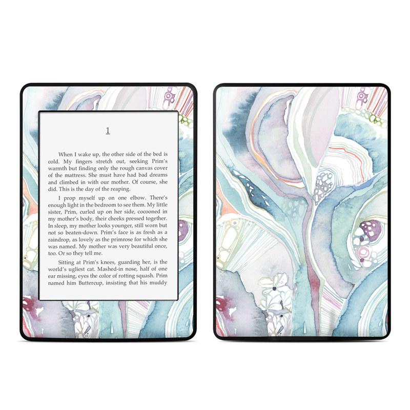 Abstract Organic Amazon Kindle Paperwhite Skin