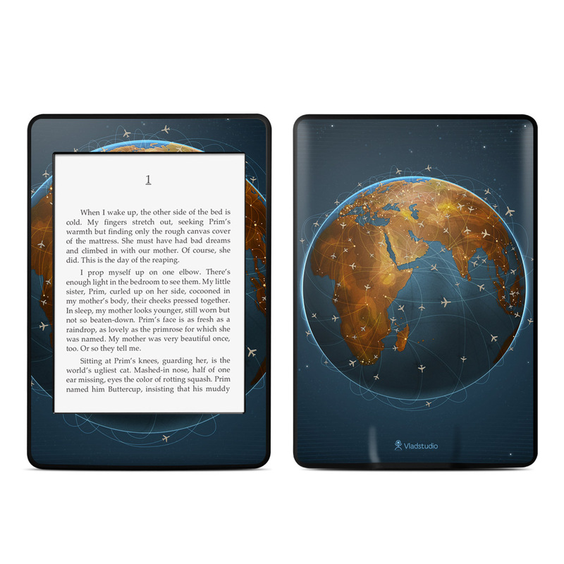 Airlines Amazon Kindle Paperwhite Skin