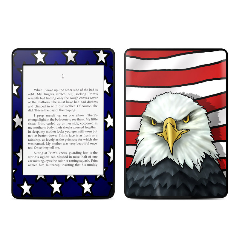 American Eagle Amazon Kindle Paperwhite Skin