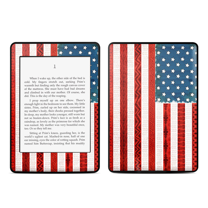 American Tribe Amazon Kindle Paperwhite Skin