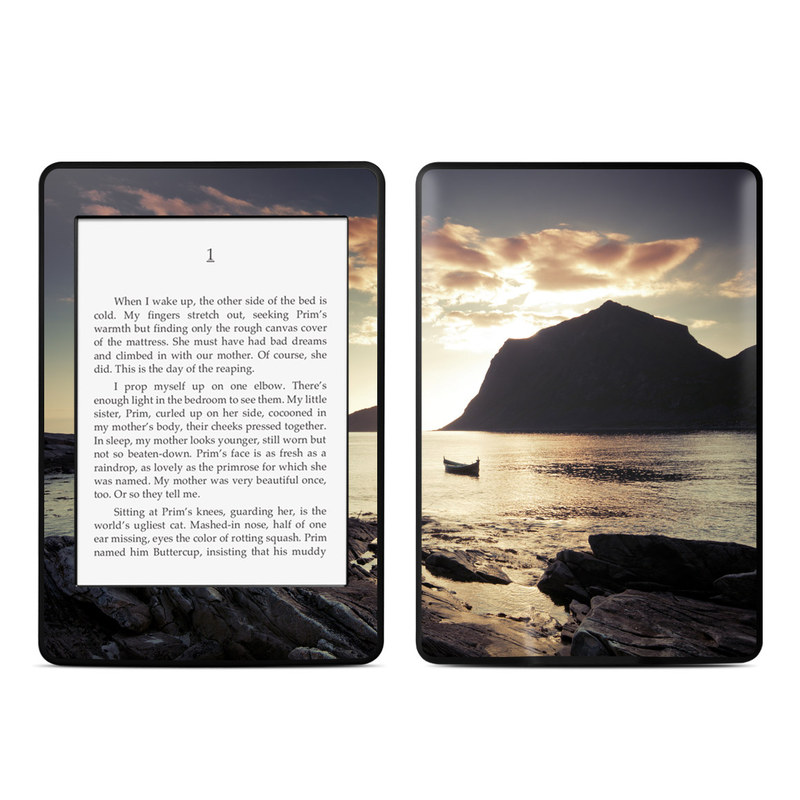 Anchored Amazon Kindle Paperwhite Skin