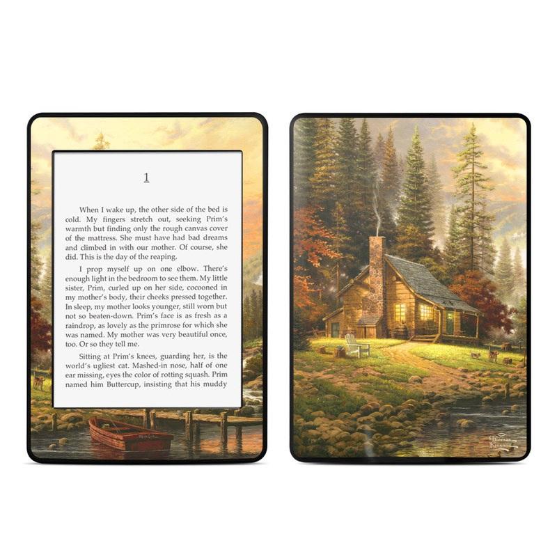 A Peaceful Retreat Amazon Kindle Paperwhite Skin