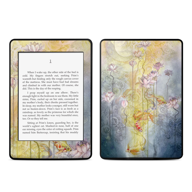 Aspirations Amazon Kindle Paperwhite Skin