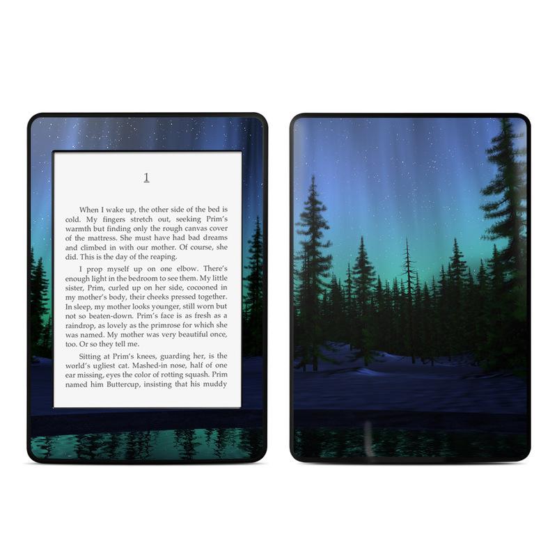 Aurora Amazon Kindle Paperwhite Skin