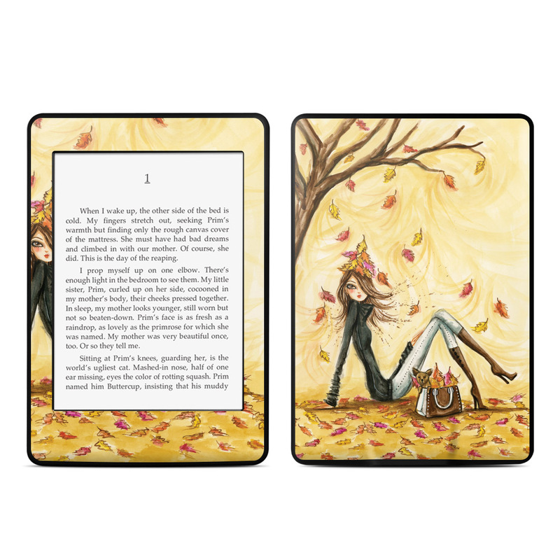 Autumn Leaves Amazon Kindle Paperwhite Skin