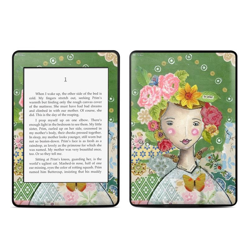 Be Glad Amazon Kindle Paperwhite Skin