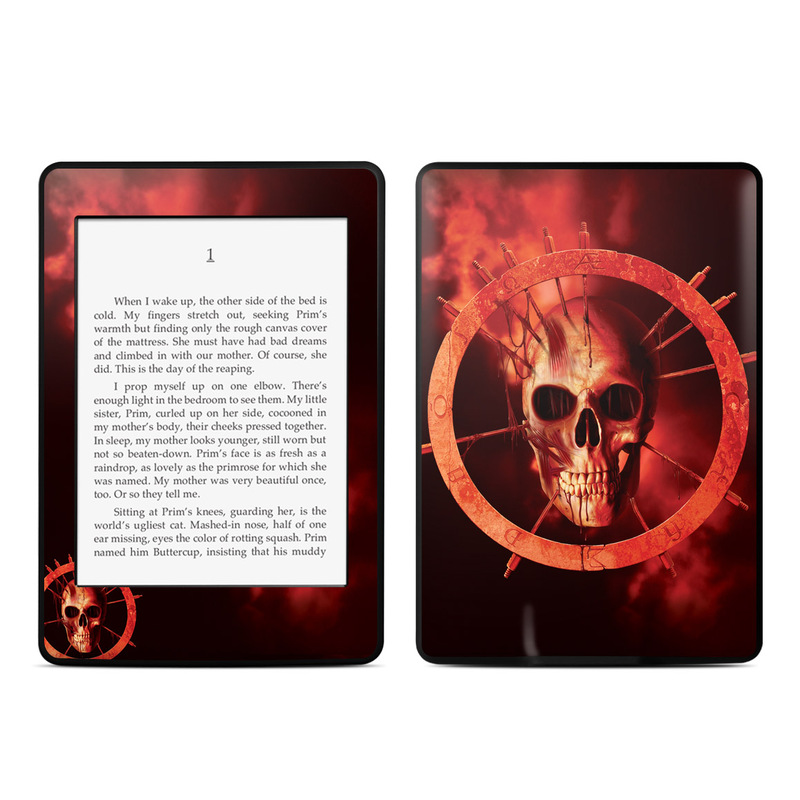 Blood Ring Amazon Kindle Paperwhite Skin