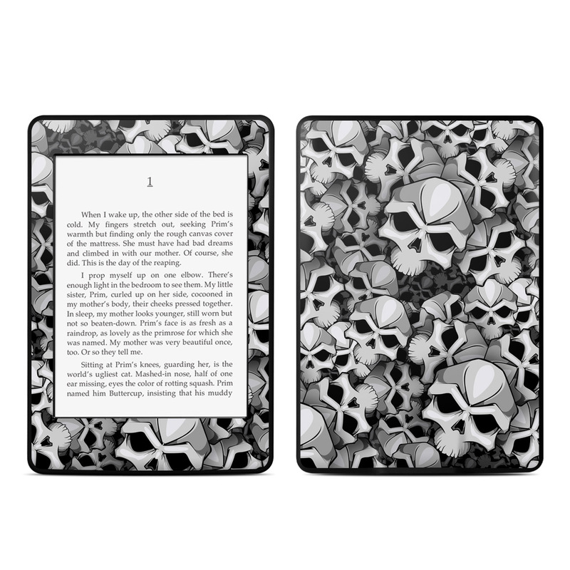 Bones Amazon Kindle Paperwhite Skin
