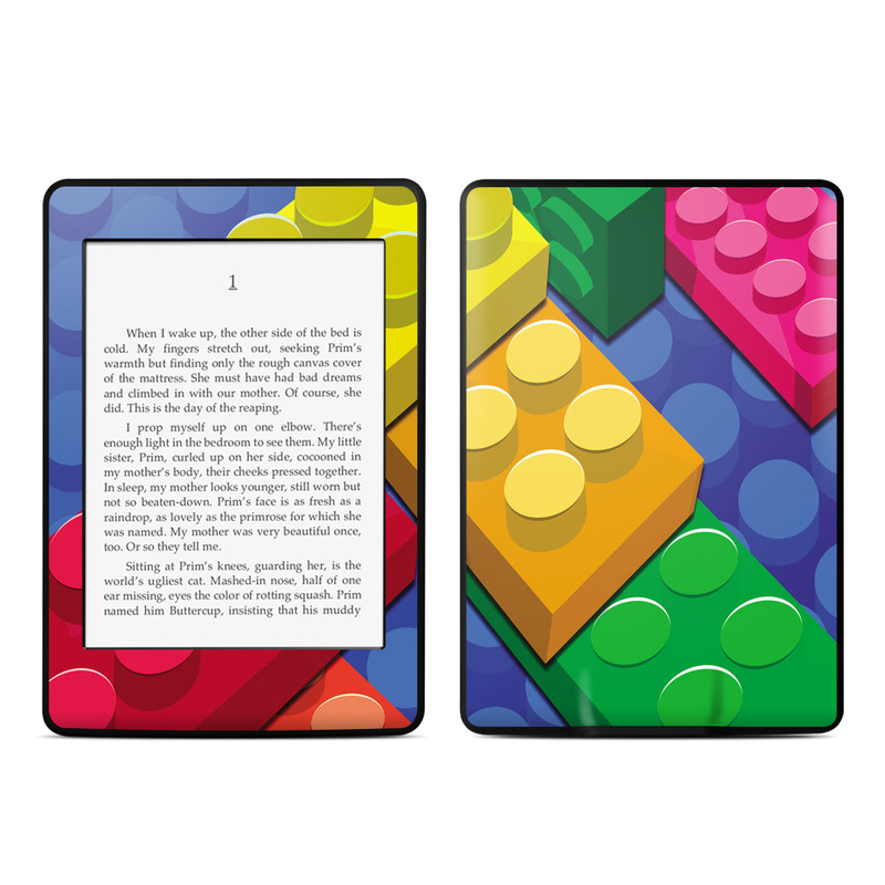Bricks Amazon Kindle Paperwhite Skin