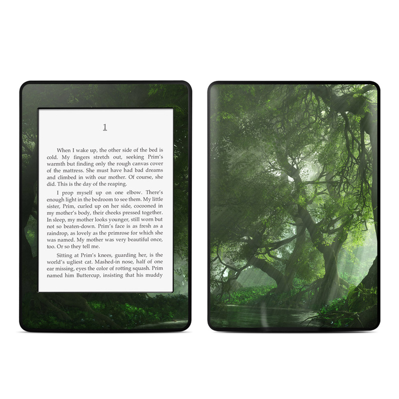 Canopy Creek Spring Amazon Kindle Paperwhite Skin