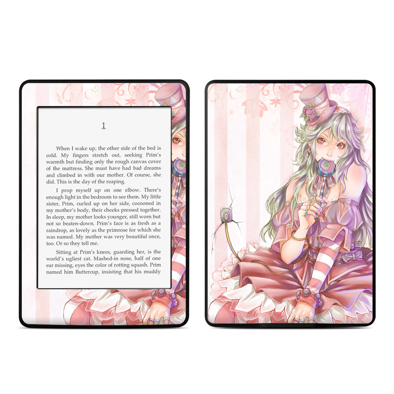 Candy Girl Amazon Kindle Paperwhite Skin