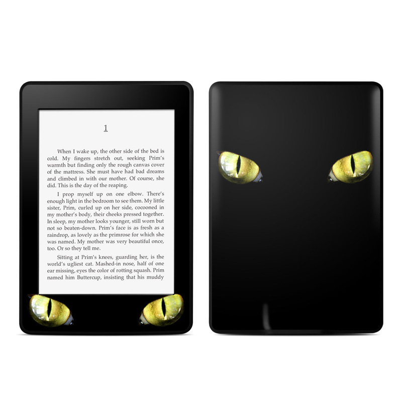 Cat Eyes Amazon Kindle Paperwhite Skin