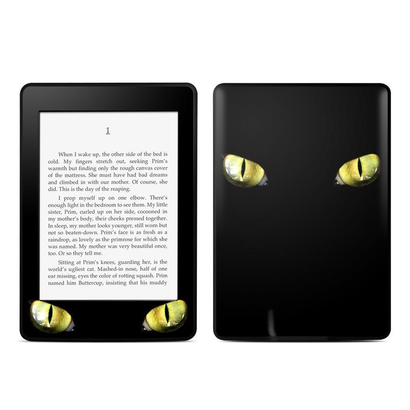 Cat Eyes Amazon Kindle Paperwhite Skin